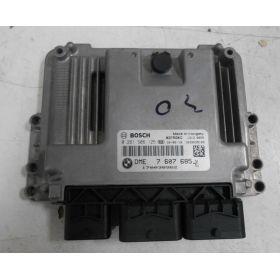 Calculateur moteur Mini Cooper R56 1.6 0261S06125 1039S39109 DME 7607685-01