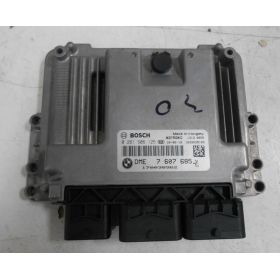 Engine control / unit ecu motor Mini Cooper R56 1.6 0261S06125 1039S39109 DME 7607685-01