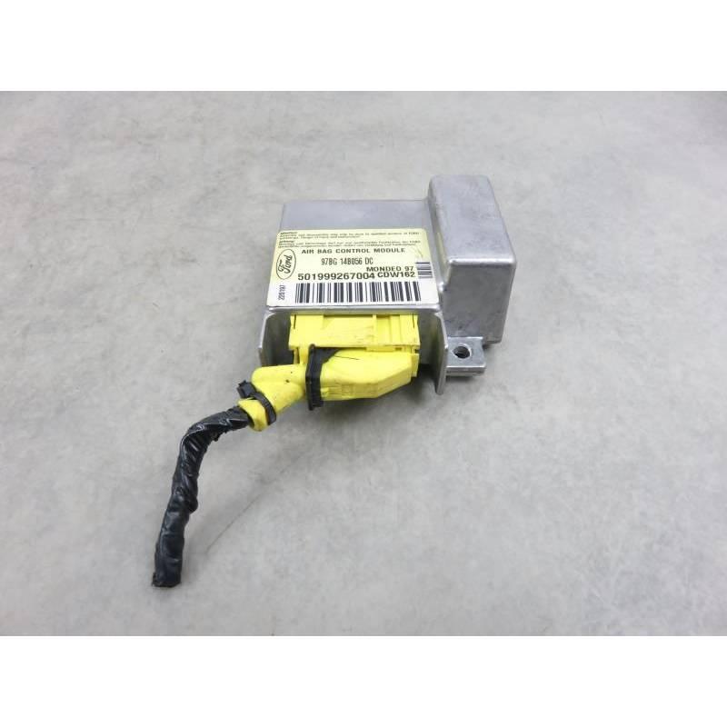 FORD MONDEO II 2 1997-2000 Airbag Dispositif de commande 97bp14b056aag