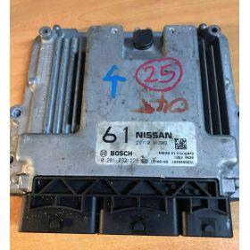 Engine control / unit ecu motor NISSAN NOTE E12 1.6 DCI ref 23710-XH30B BOSCH 0281032228