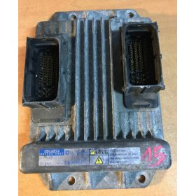Engine control / unit ecu motor ISUZU 897350 04987  112500 0165