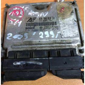 Engine control / unit ecu motor VW SEAT FORD 1,9 TDI 038906019LQ BOSCH 0281011144