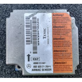 airbag ecu Mercedes W210 ref 0028202126