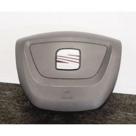 Airbag conducteur / Module de sac gonflable Seat Altea / Leon ref 5P0880201AN 5P0880201AN1MM 5P0880201AS1MM