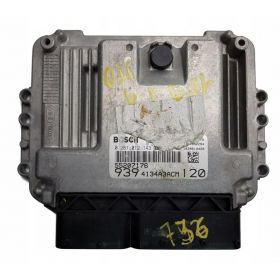 Engine control / unit ecu motor  Alfa Romeo 55205658 4134A3ABM Bosch 0281012143