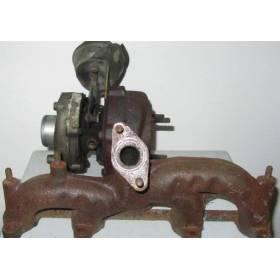 Turbo for VW Bora 1L9 TDI 115 cv motor AJM