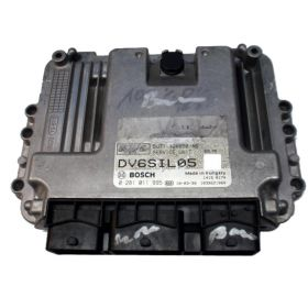 Engine control / unit ecu motor FORD FOCUS / Fiesta 1.6 1.6 TDCI 5U71-12A650-AB Bosch 0281011995
