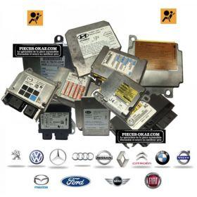 Tout calculateur d'airbag TRW Autoliv Bosch Siemens VDO Temic Continental SRS GME Sme PSA Chrysler