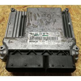 Engine control / unit ecu motor Mercedes W211 ref A6461530879 Bosch 0281011011