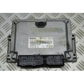 Calculateur moteur FIAT DUCATO PEUGEOT BOXER CITROEN JUMPER 2.2 HDI 0281010345 1332377080