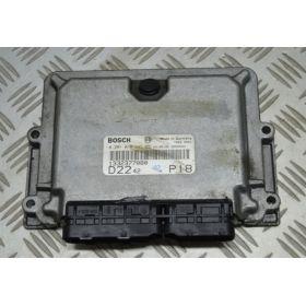 MOTOR UNIDAD DE CONTROL ECU FIAT DUCATO PEUGEOT BOXER CITROEN JUMPER 2.2 HDI 0281010345 1332377080