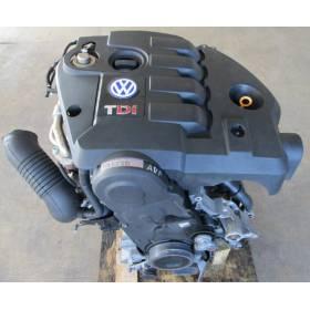 Moteur 1L9 TDI 130 cv type AVF pour Audi A4 / A6 / VW Passat / Skoda Superb
