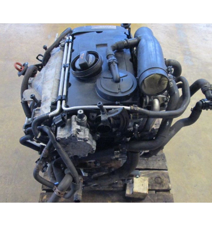 Audi Used For Sale >> Motor engine 2l tdi 140 16 type bkd with injection, sale auto spare part on pieces-okaz.com