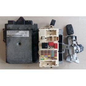 Full system Engine control / unit ecu motor CITROEN JUMPER PEUGEOT BOXER FIAT DUCATO 2.2 HDI 9665066380 9661256980