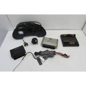 ECU Engine Complete Start Kit 038906012EM SEAT IMMO