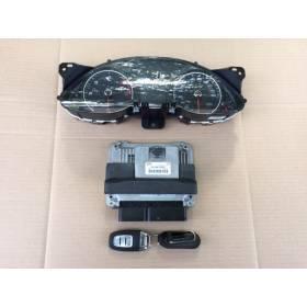 ECU Engine Complete Start Kit AUDI A4 B8 A5  2,0 TDI