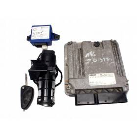 KIT COMPLET CALCULATEUR MOTEUR ALFA ROMEO 00551903060 0261s01027