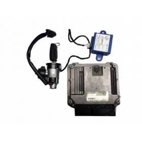ECU Engine Complete Start Kit ALFA ROMEO 166 55190536 0281011417