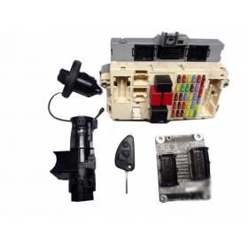 ECU Engine Complete Start Kit ALFA ROMEO 147 0261207728 0