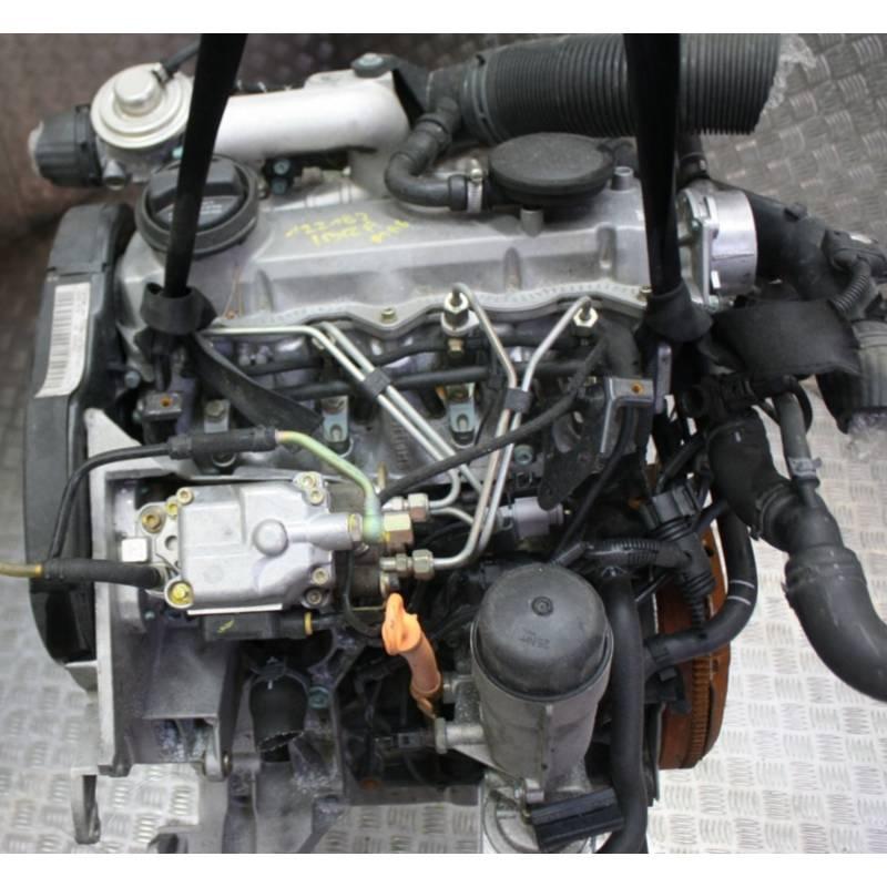 moteur 1l9 tdi 90 cv type agr moteur diesel sur pieces. Black Bedroom Furniture Sets. Home Design Ideas