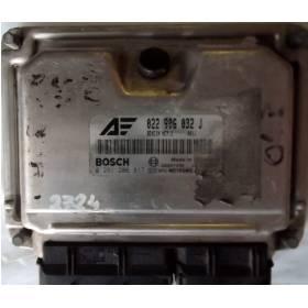 MOTOR UNIDAD DE CONTROL ECU VW Sharan / Seat Alhambra 2L8 V6 ref 022906032J / 022997032EX / Ref Bosch 0261206817