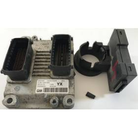 ECU Engine Complete Start Kit ASTRA G Z14XEP 0261208669 55556629