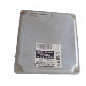 Engine control / unit ecu motor TOYOTA Yaris 1.3 ref 89661-0D311 MB275300-4760