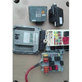 ECU Engine Complete Start Kit Alfa Romeo 159 1.9JTS 0261S01041