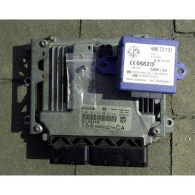 ECU Engine Complete Start Kit ALFA ROMEO 166 2.4jtd 55193449 0281011417
