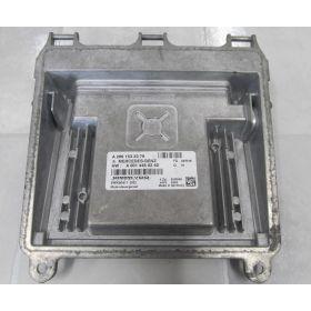 Calculateur moteur MERCEDES W169 W245 A2661536279 A0014460240 Siemens 5WK90911