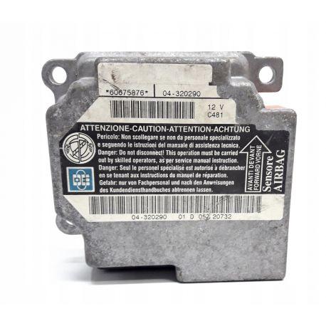 Calculateur d'airbag ALFA ROMEO 156 60675876