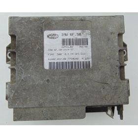 Engine control / unit ecu motor FIAT 500 IAW6F.S0 7754649