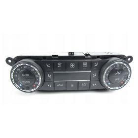 Climatronic / Commande de chauffage et ventilation Mercedes GL X164 A2518707489 A2518205289 5HB964915