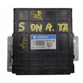 Engine control / unit ecu motor HYUNDAI Kefico 39120-38210