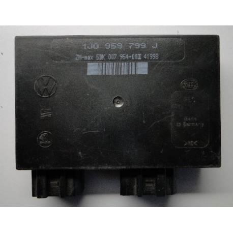 Boitier confort / Commande centralisée pour système confort ref 1J0959799J