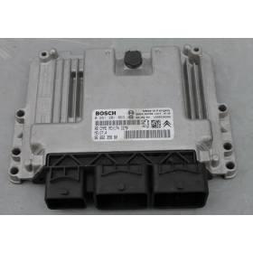 Engine control / unit ecu motor PEUGEOT  207 308 1.4 VTI 16V 9666235880 Bosch 0261201863