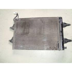 Condenseur de climatisation ref 6Q0820411B / 6Q0820411E / 6Q0820411H / 6Q0820411J / 6Q0820411K