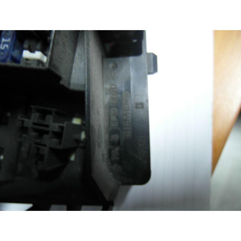 fuse box module bsi mitsubishi spacestar 1 3 b 98, pa6gf10gb20, 98600