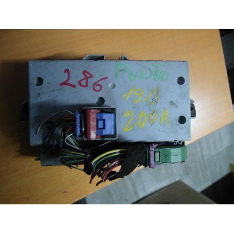 Fuse box module bsi fiat punto, 46774358 npl, sale auto spare part Fiat Punto Mk Fuse Box on m3 fuse box, m2 fuse box, mk5 fuse box,