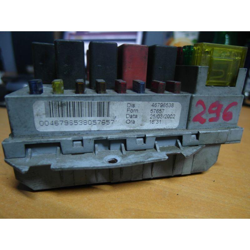 Fuse Box Module Bsi Fiat Stilo 1 9 Jtd  46796538  Sale