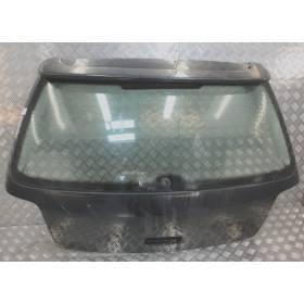 Malle arrière hayon pour VW Golf 4 LC9Z avec becquet