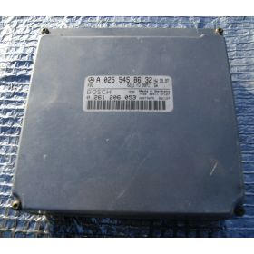 Calculateur moteur MERCEDES W211 3.2 V6 ref A0255458632Bosch0261206053