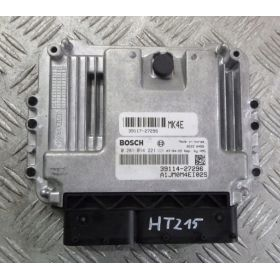 Calculateur moteur HYUNDAI TUCSON 2.0  CRDI 39114-27296 Bosch 0281014221