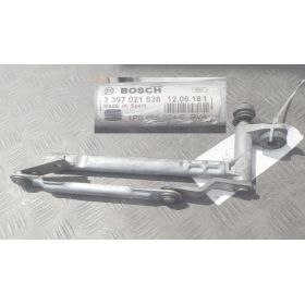 Front windscreen wiper linkage without motor for Seat Leon 2 ref 1P0955024A / 1P0955602A