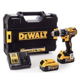 DEWALT DCD796P2 18 V XR Brushless 2 x 5,0 Ah