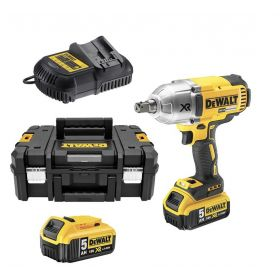 Boulonneuse à Chocs DEWALT DCF899P2 18 V Li-ion Brushless 3 vitesses - 950 Nm