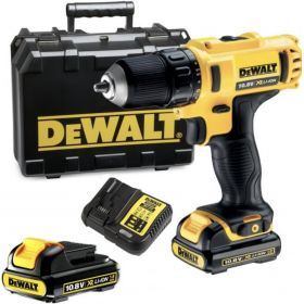 Perceuse-visseuse sans fil 10,8 V DeWalt DCD710C2 lithium-ion XR