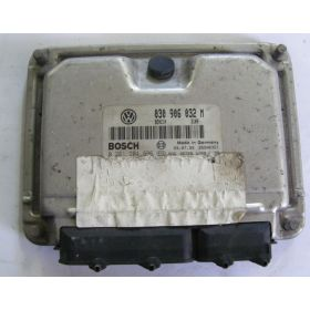Calculateur moteur VW Polo Seat Arosa 1.4 030906032M Bosch 0261204996