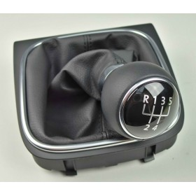 Pommeau + soufflet pour boite 5 rapports pour VW Golf 5 / Jetta