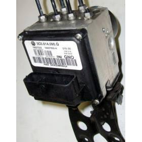 Bloc ABS VW Passat 3C / CC ref 3C0614095Q / 3C0614517Q